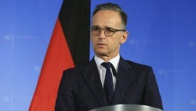 Photo of Germany's top diplomat Maas heads to Israel to lobby against West Bank annexation