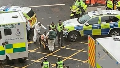 Photo of Glasgow incident: Suspect killed, six injured including one of their colleagues