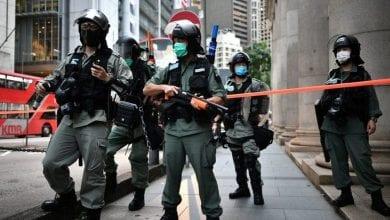 Photo de Hong Kong: la Chine rejette le communiqué du G7