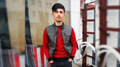 "Photo of Kurdish man ""Bariş Çakan"" in Turkey allegedly killed for listening to Kurdish music7"