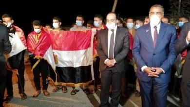 Photo de L'Egypte rapatrie 23 Egyptiens maltraités en Libye