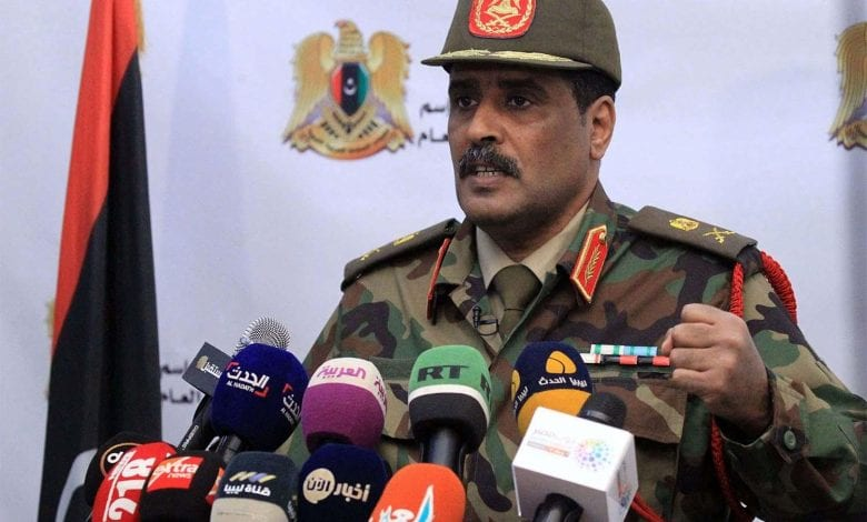 Photo of LNA General Command pays tribute and extends important messages to the Libyan people, Arab and friendly countries