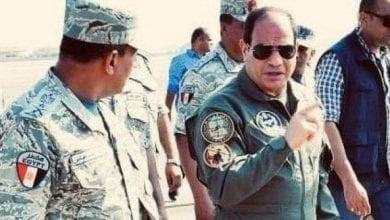 L'armée égyptienne