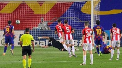 Photo de Le Barça reprend la tête après avoir battu Bilbao 1-0