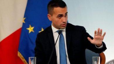 Le ministre italien des Affaires étrangères