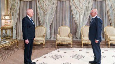 Photo de Nikos Dendias: Nous rejetons l'ingérence étrangère en Libye