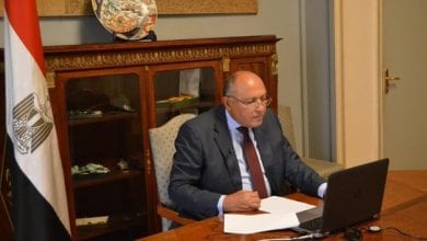 Photo of Shoukry says Egypt will not allow Libya to fall under terrorist groups' control