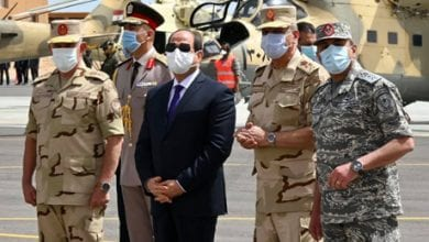 Photo of Sisi says any Egyptian intervention in Libya now has international legitimacy