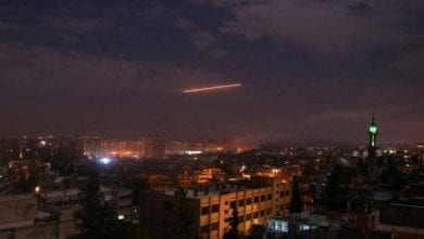 Photo of Syria: Israeli Warplanes Strike Targets in Central Syria, At least 9 reported dead