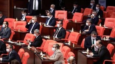 Photo of Turkish parliament revokes parliamentary status for three opposition deputies