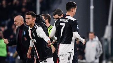 صورة خمس تبديلات في الدوري الإيطالي