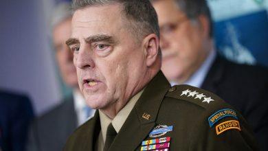صورة الجيش الأمريكي يدخل على خط التحذيرات للمنتفضين في الولايات المتحدة