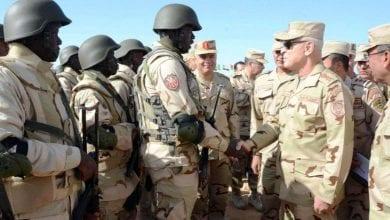 Photo de La présence de l'armée égyptienne à la frontière libyenne est un message à la Turquie