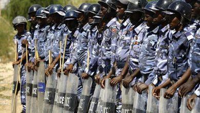 Photo de Khartoum: des mesures de sécurité renforcées pour l'anniversaire du 30 juin