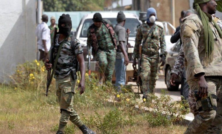 l'armée ivoirienne