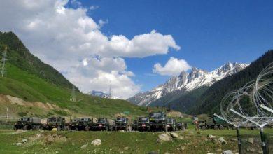 Photo de Tension entre l'Inde et la Chine au Ladakh