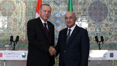 Photo de Tensions entre le président algérien et son fils sur le régime turc