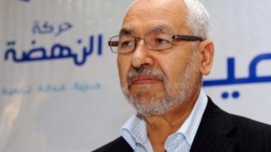 Photo de Ghannouchi défie le président tunisien et renouvelle son soutien au gouvernement d'al-Sarraj