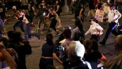 صورة انتفاضة الشعب الأمريكي ضد العنصرية تطيح بقائد شرطة جديد في مدينة أتلانتا