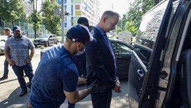 صورة الأمن الفيدرالي الروسي يعتقل مستشار مدير وكالة الفضاء الروسية