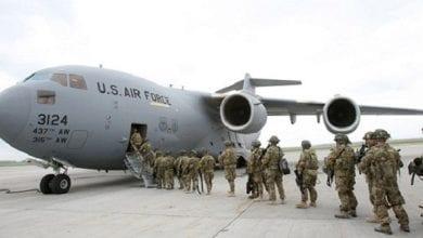 صورة القوات الأمريكية تعيد انتشارها في أوروبا