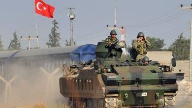 الغزو التركي شمال العراق
