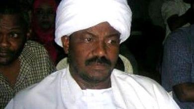 صورة القبض على الإخونجي أنس عمر رئيس حزب المؤتمر الوطني في السودان