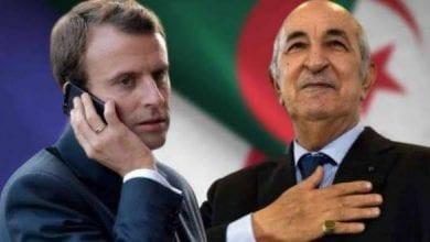 صورة الأزمة الليبية ودول الساحل في محادثات تبون- ماكرون