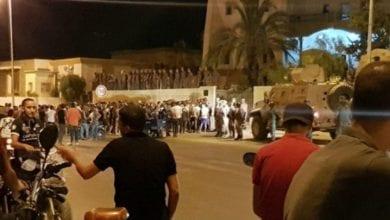 """صورة أهالي منطقة رمادة يطالبون الرئيس التونسي """"برد الاعتبار"""""""