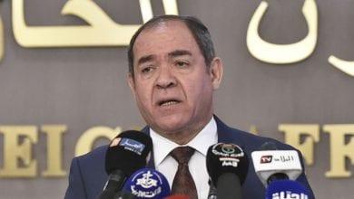 صورة الجزائر تدعو الصين للتدخل الدبلوماسي في الأزمة الليبية