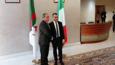 صورة الجزائر وإيطاليا تحذران من خطورة الوضع الميداني في ليبيا