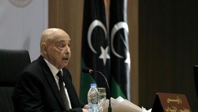 صورة مجلس النواب الليبي يطالب مصر التدخل لحماية أمن ليبيا