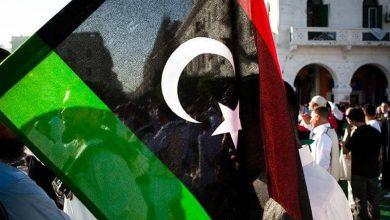 صورة القبائل الليبية تدعم دعوة مجلس النواب للتدخل العسكري المصري