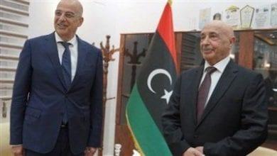 صورة اليونان: اتفاق النظام التركي مع السراج باطل ولم يقرّه مجلس النواب الليبي