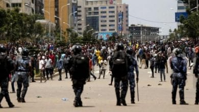 صورة إرتفاع حصيلة قتلى الاحتجاجات في إثيوبيا