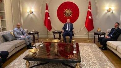 أردوغان يضع يده على الودائع الليبية