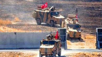 العدوان التركي على شمالي العراق