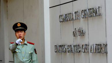 صورة الصين تنفذ تهديدها وتغلق القنصلية الأمريكية في مدينة شينغو