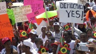 صورة مقتل 80 شخصاً في الاحتجاجات الإثيوبية… الجيش ينتشر في أديس أبابا