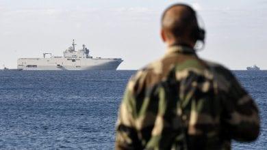 فرنسا تنسحب من مهمة المراقبة البحرية