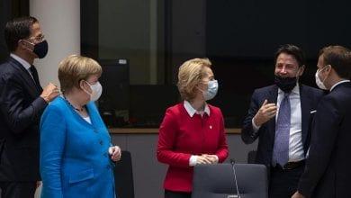 صورة ثلاث حكومات أوروبية تلوّح بفرض عقوبات على النظام التركي