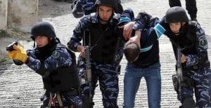 السلطة تعتقل نشطاء ضد الفساد