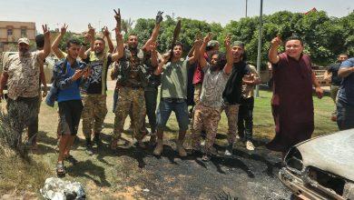 صورة ورطة الميليشيات والمرتزقة في ليبيا