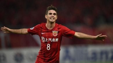 Photo of Brazilian star Oscar willing play for China if FIFA change naturalization rules