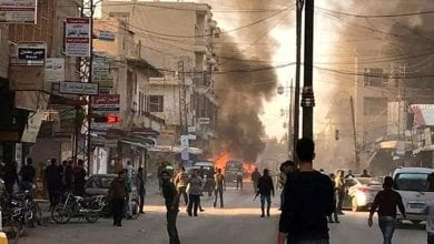 Photo of Car bomb attack in Syria's Azaz region at least Five people dead, 85 wounded