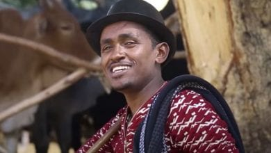 Photo of Ethiopian Singer and Activist Hachalu Hundessa ,Is Shot Dead