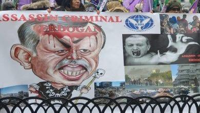 صورة التحالف الدولي للدفاع عن الحريات والمؤتمر الكردستاني يدعوان لحظر تركيا من المنظمات الدولية