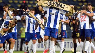 Photo de FC Porto remporte son 29e titre de champion du Portugal