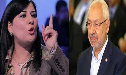 Photo of Ghannouchi calls security forces to intervene help to break up the sit-in of Abeer Musa