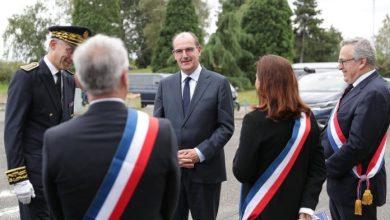 Photo de Jean Castex annonce la composition du son gouvernement